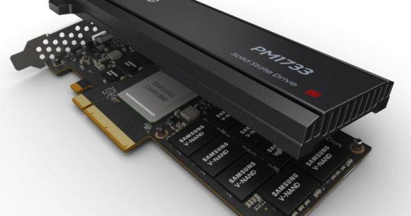 Samsung-PM1733-PCie-Gen4-NVMe-SSD-AIC