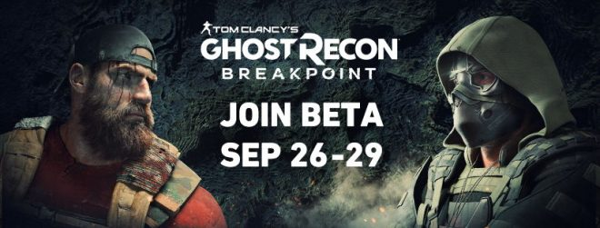 Ghost Recon Breakpoint Open Beta