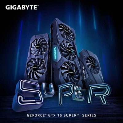 GIGABYTE GeForce GTX 16 Super