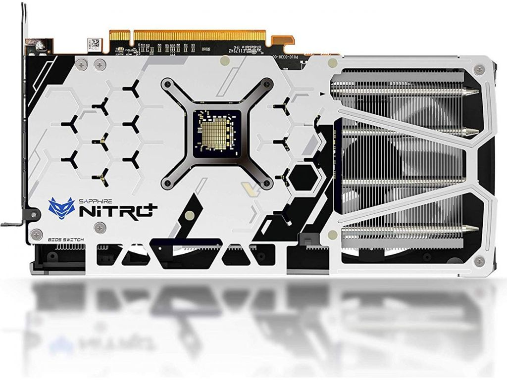 X 5500 XT Nitro + Special Edition back plate
