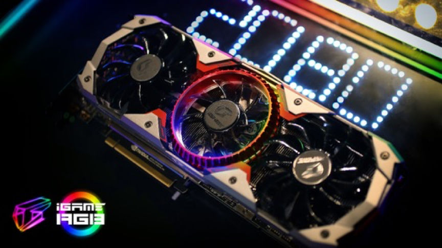 Colorful-iGame-RTX-2080-Super-Ultra
