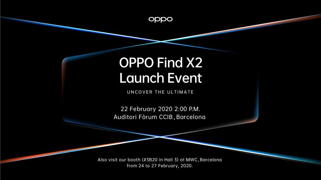 Invitation_OPPO FInd X2_2
