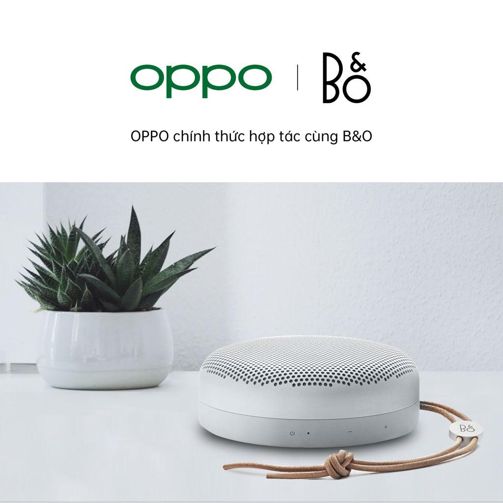 OPPO hợp tác B&O
