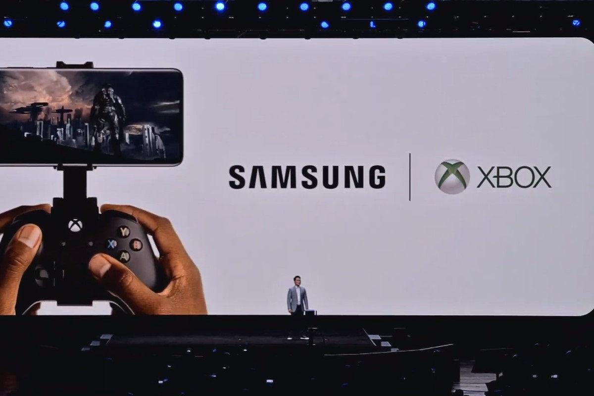 Samsung-Xbox