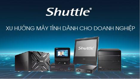 Shuttle minipc cho doanh nghiep