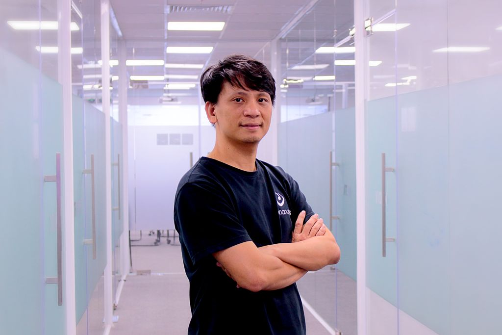 Amanotes Founder Vo Tuan Binh