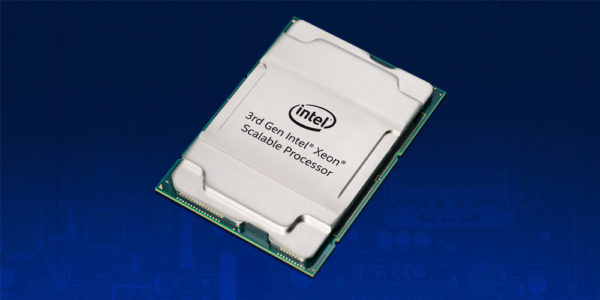 3rd Gen Intel Xeon Scalable processor