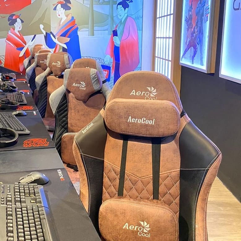 Aerocool Nobility Gaming Chair 002