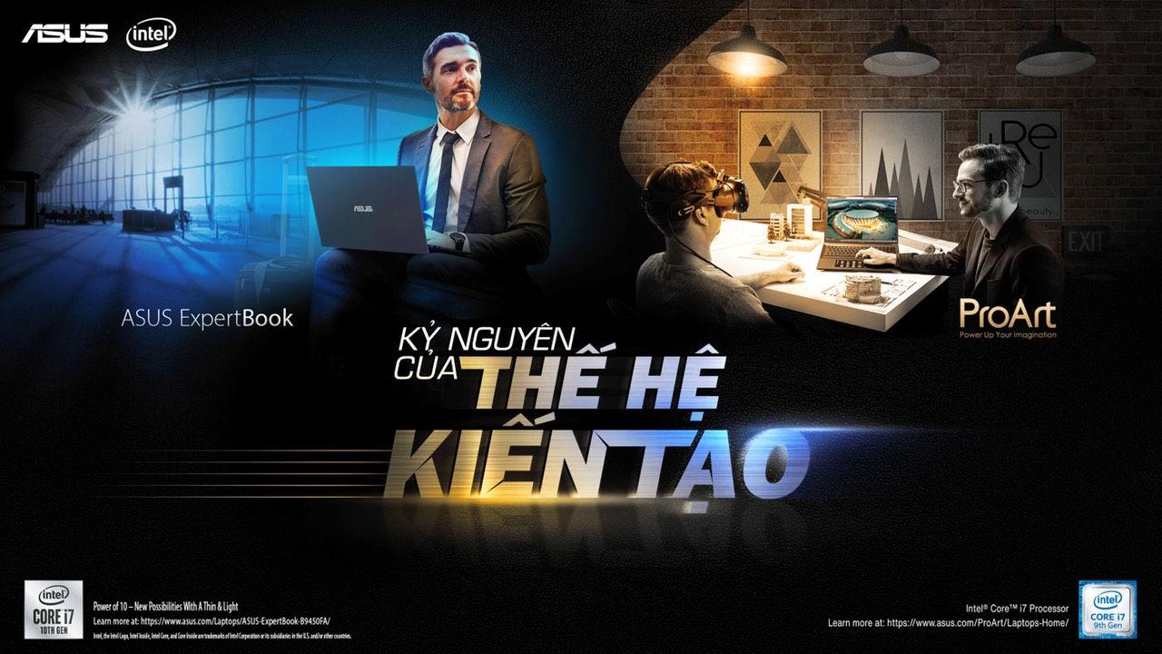 ASUS - Ky nguyen cua the he kien tao