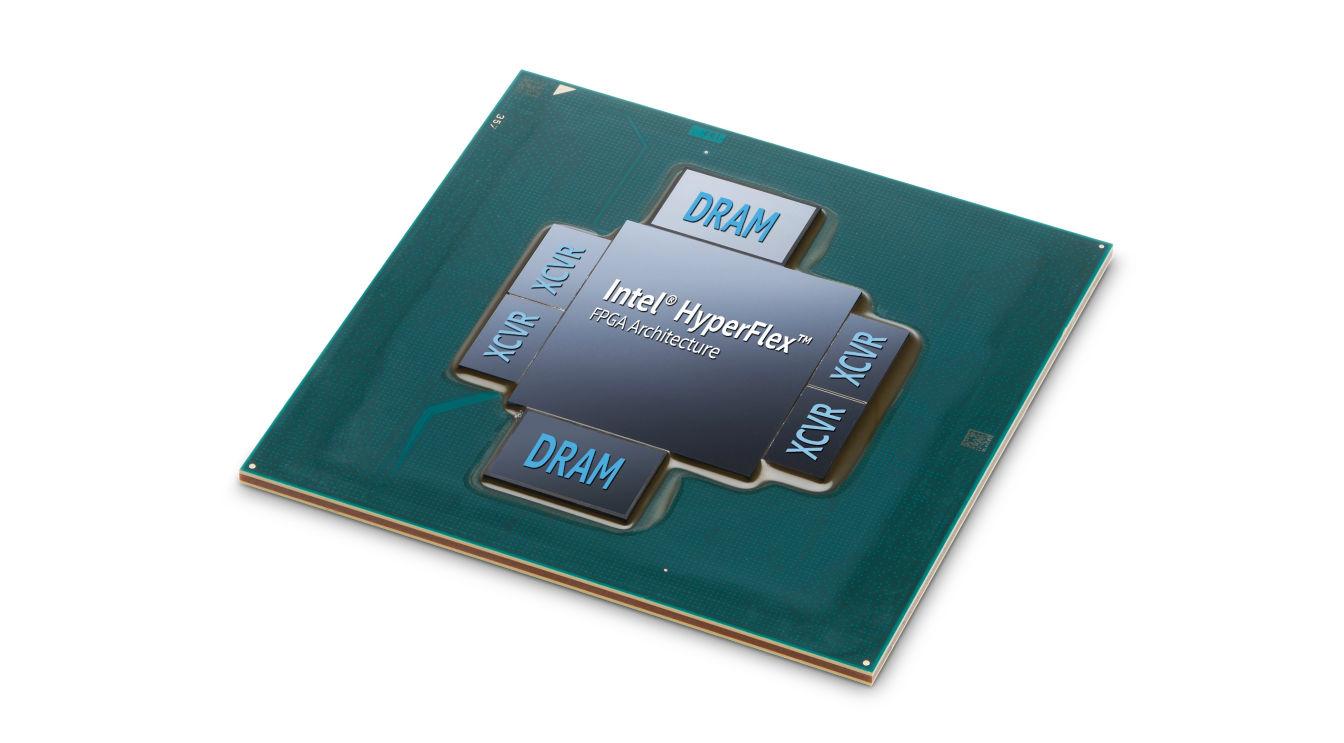 GPU Intel Stratix 10 NX