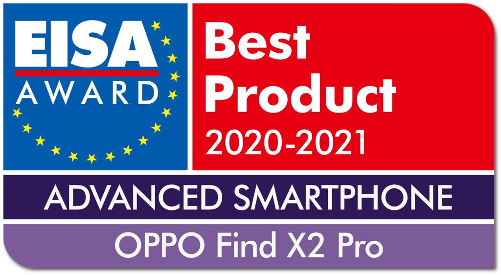 4. EISA Award OPPO Find X2 Pro