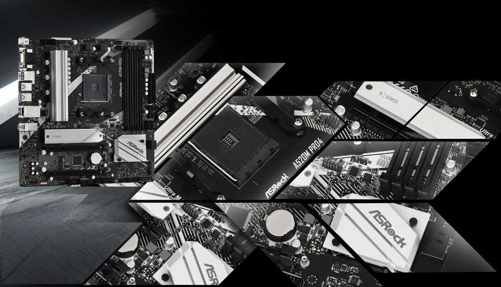 ASRock Launches AMD A520 Motherboards 003