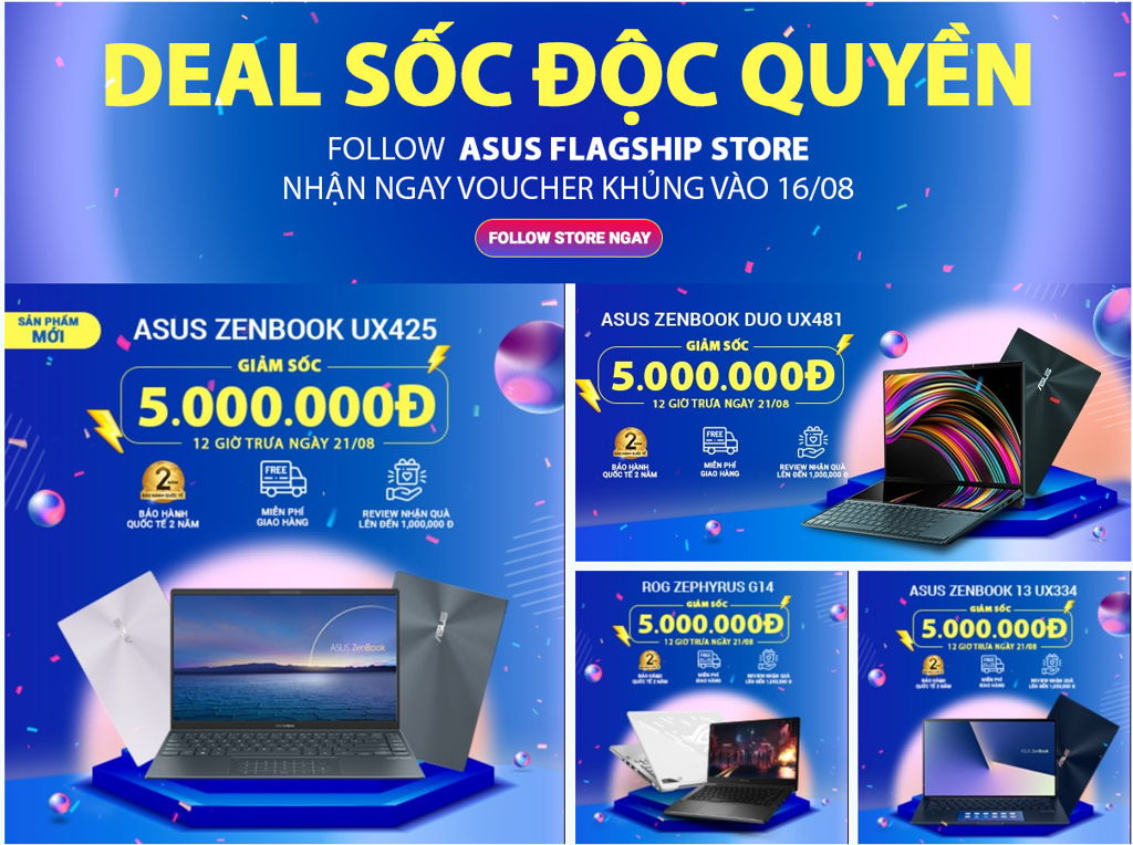 asus flagshipstore x lazmall promote 004