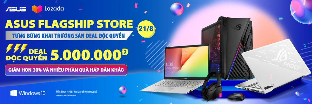 asus flagshipstore x lazmall