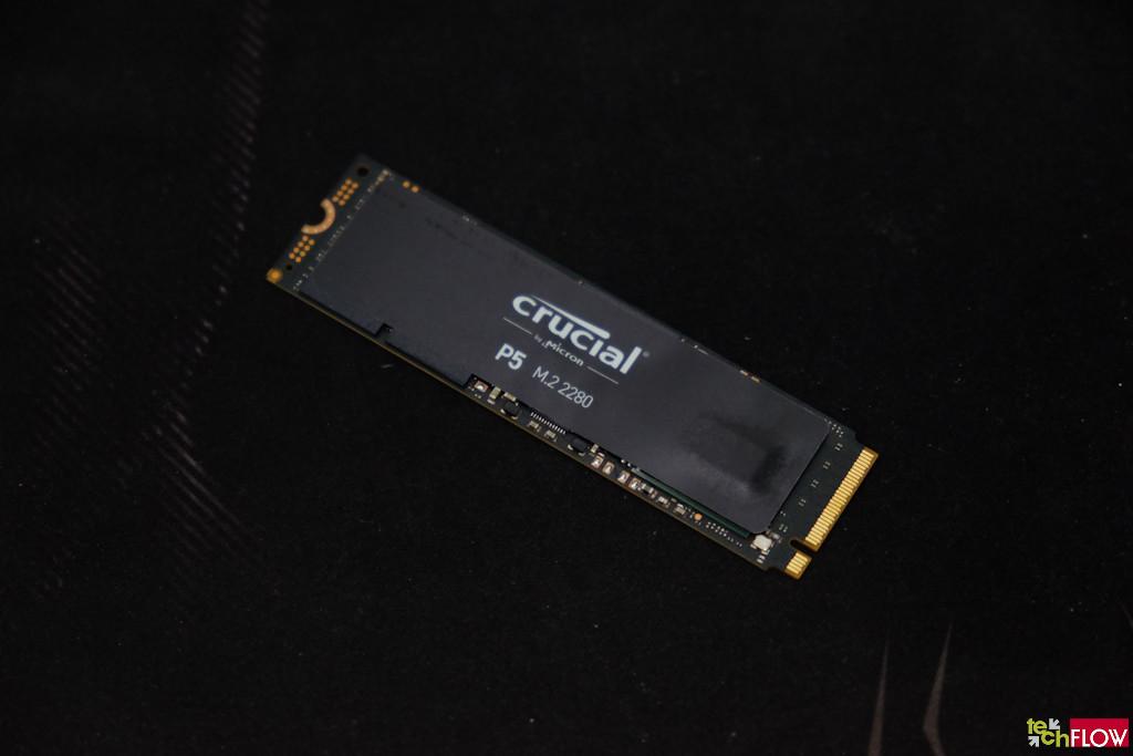 Crucial P5 1TB NVMe SSD-001