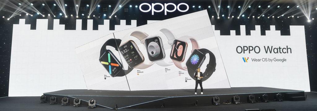 OPPO Watch 001