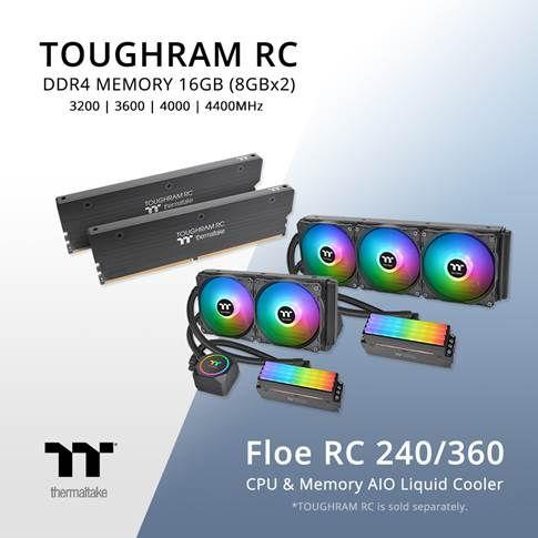 Thermaltake Floe RC Series