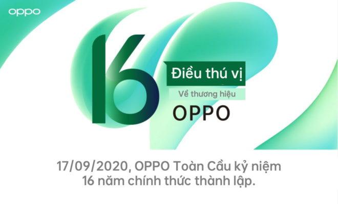 16 thông tin thú vị về OPPO_0