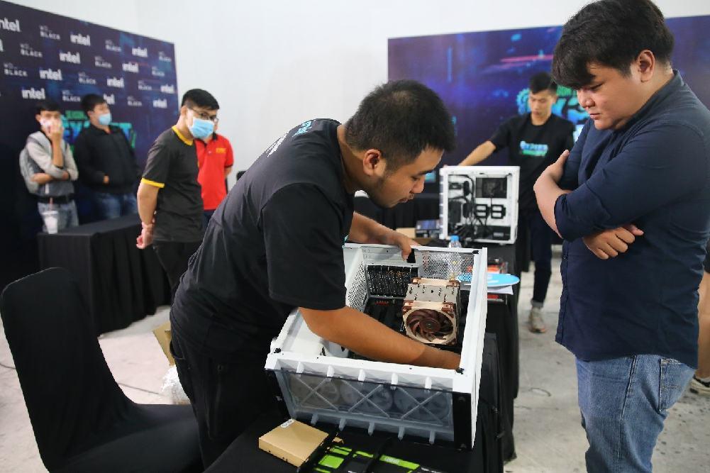 Intel Expert Challenge 2020 khu vực HCM