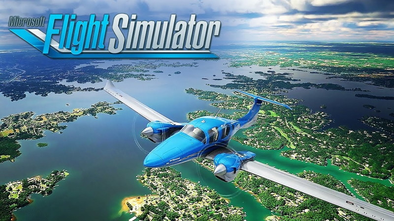 Microsoft-Flight-Simulator
