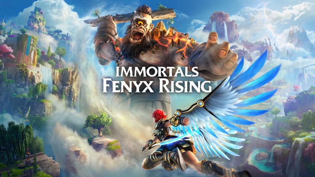 Ubisoft Immortal Fenyx Rising