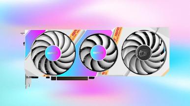 COLORFUL GeForce RTX 3060 Ti Ultra W OC-V (2)