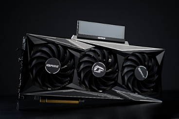 COLORFUL iGame GeForce RTX 3060 Ti Vulcan OC-V