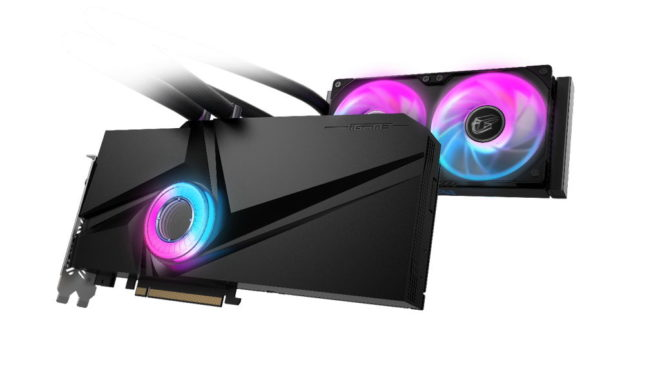 COLORFUL GeForce RTX 3090 Neptune 001