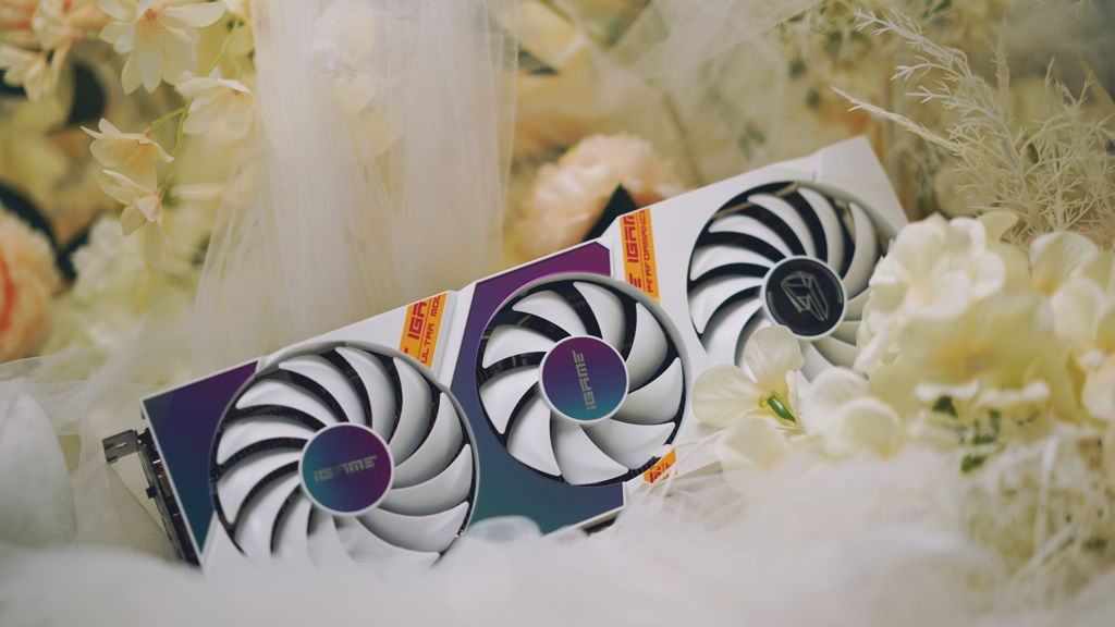 COLORFUL iGame GeForce RTX 3060 Ultra W OC 10G-V