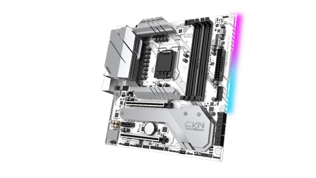 CVN B560 Gaming Frozen V20