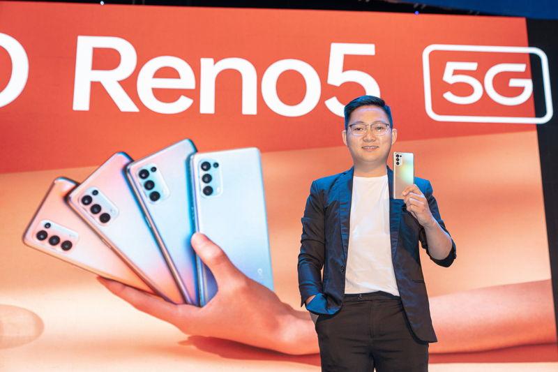 OPPO he lo dien thoai Reno 5 5G 002