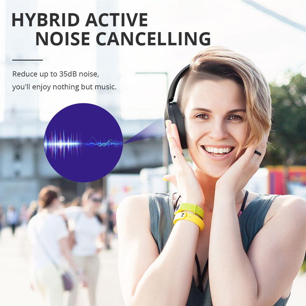Tronsmart Apollo Q10 Hybrid Active Noice Cancelling