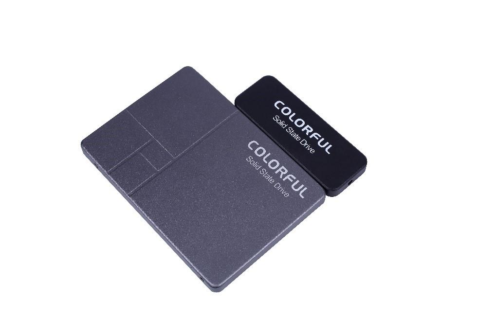 COLORFUL SL500 Mini SSD 001