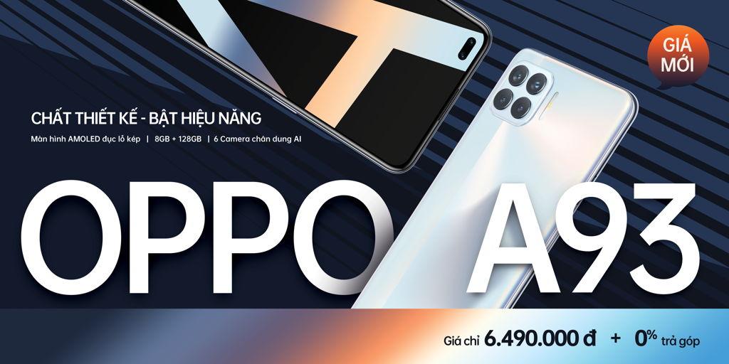 OPPO A93 Promotion Tan Suu