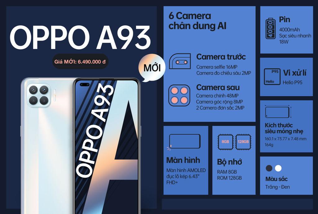 OPPO A93 Spec