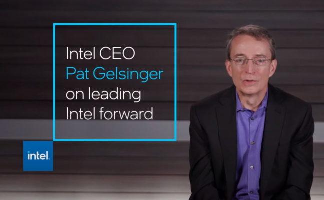Pat Gelsinger - CEO of Intel
