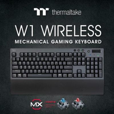 Thermaltake W1 WIRELESS Mechanical Gaming Keyboard_1